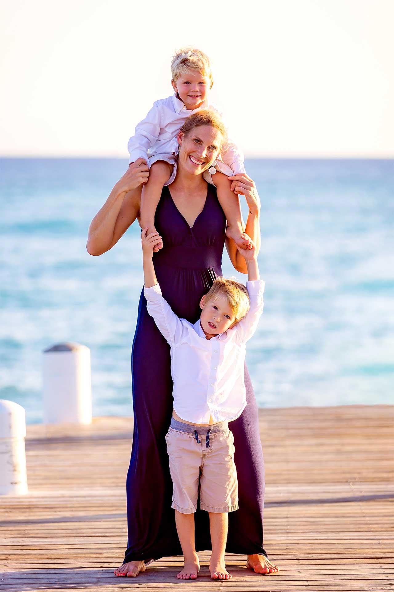 Lisa Reid Family